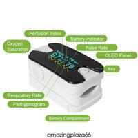 PI Saturimetro Da Dito Ossimetro Per Misurare Ossigeno Pulsossimetro
