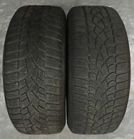 2 Winterreifen  Dunlop SP Winter Sport 3D* 205/55 R16 91H M+S RA310