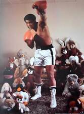 Charles Wilp Greatest of all Time I, 1972 Mohammed Ali Kunstdruck limitiert