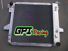 ALUMINUM RACING RADIATOR 1998-2001 FORD RANGER/MAZDA B2500 2.5L 2.5 l4 AT