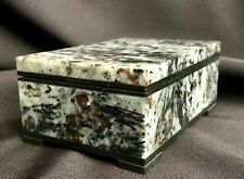 Jewelry box of natural stone Astrophyllite   Astrophyllite Jewelry Box