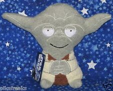 New  Yoda Large Footzeez Star Wars Plush Stuffed Doll by Comic Images