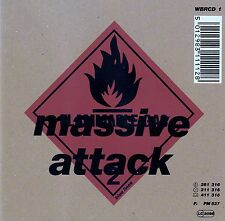 MASSIVE ATTACK : BLUE LINES / CD - TOP-ZUSTAND