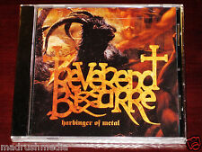 Reverend Bizarre: Harbinger Of Metal CD 2005 Season Of Mist Records SOM 118 NEW