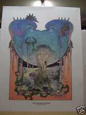 Michael WM. Kaluta: dúo of Souls Print (signed/nbrd.) (Estados Unidos, 1989)