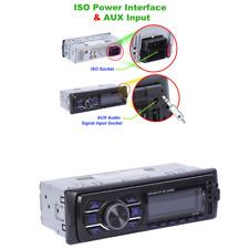 Bluetooth Radio Stereo Player Steering Wheel Remote FM Audio USB AUX Vintage Car