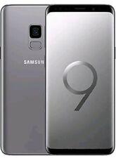 "Samsung Galaxy S9 Unlocked 64GB Android 5.8"" Titanium Grey"