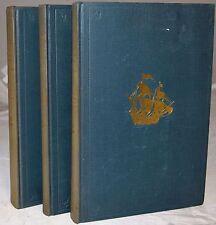1966 3 Vol Dutch Travel & Exploration Nicholaas Witsen Moscow 1664-1665 D3