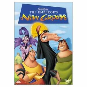 Brand New Disney DVD The Emperor's New Groove David Spade John Goodman
