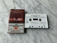 The Allman Brothers Band Beginnings CASSETTE Tape 1974 Polydor Gregg Allman OOP!