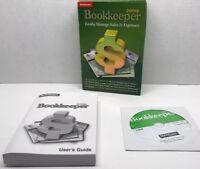 MySoftware 2009 Bookkeeper #1013 Easily Manage Sales & Expenses Book Keeping