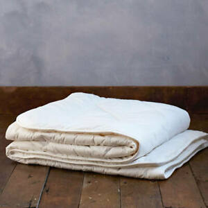Bedding Heaven® NEW ZEALAND WOOL Cot Bed Duvet Made by Fogarty 120 x 150cm
