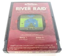 River Raid by Activision (Atari 2600, 1982) Cartridge Only - Tested and Working