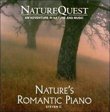 Nature's Romantic Piano, 1 NEW (Nature Quest)  Nature & Music Factory Sealed CD