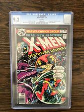 X-MEN 1976 #99 1st appearance of Black Tom Cassidy CGC 9.2 White pages