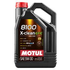 5 LITRI OLIO MOTORE AUTO 8100 X-clean EFE 5W-30 MOTUL 100% SINTETICO ACEA C2/C3