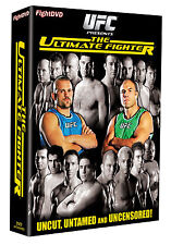 New & Sealed UFC The Ultimate Fighter Season1 DVD (5 Discs) Liddell v Couture