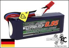 1x Turnigy nano-tech 950mah 3S 25~50C Lipo Akku NEU 11,1V Blade 200 SR X 200S