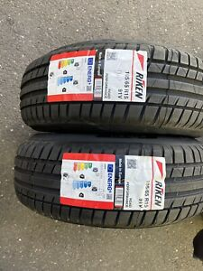 2x 195/65 R15 RIKEN 91V ROAD PERFORMANCE (MADE BY MICHELIN) Brand New