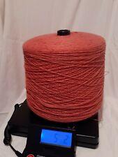 Cotton 6/2 Yarn Weaving Knitting Crocheting I Combine Shipping 5 Lbs Camelia