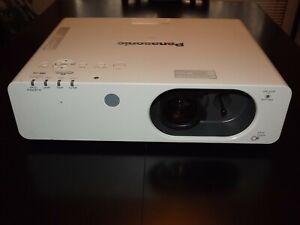 Panasonic LCD Projector, PT-FW430U, 3500 Lumens, HDMI (4422 Hours) w/Remote