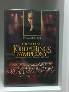 Creating the Lord of the Rings Symphony (DVD) Region 4, New & Sealed