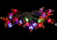 4m/20 Led String  Lights Lantern Moroccan Ottoman lamp Ramazan Decor Arab Islam