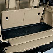 BMW X5 2007-2013 OEM ALL WEATHER CARGO MAT BEIGE WITH 3RD ROW
