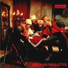 ACCEPT - RUSSIAN ROULETTE - CD SIGILLATO 2002 REMASTERED