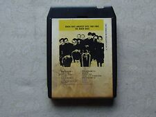 The Beach Boys Greatest Hits 1961-63  8 Track Tape 1973 Scepter Records #TWDS688