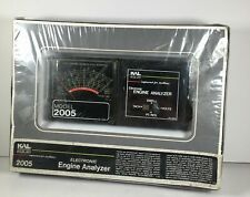 Kal Equip 2005 - Electronic Engine Analyzer - Tach, Dwell, Volts, PT. Res. Lo Hi