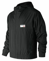 New Balance Men's NB Athletics Windbreaker Black