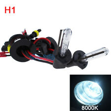 H1 8000K Xenon HID Ice Blue Replacement Fog Light/Bulbs For Acura BMW MIT YR