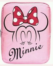 Disney's Minnie Mouse Pink Face Polka Dot Bow Tablet Cover/Case
