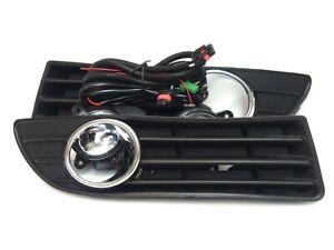 Front Fog Lights SET LEFT + RIGHT fits VW Polo 2005-2009