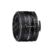 Objetivos Nikon F/1, 8 para cámaras