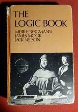 The Logic Book by Bergmann, Merrie, Hardcover t406
