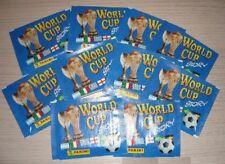 10 SOBRES DE CROMOS SIN ABRIR - WORLD CUP STORY - PANINI 1990