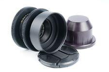 Helios 44-2 58mm F2 Prime 16 iris blades Standard lens Full Frame with EF mount