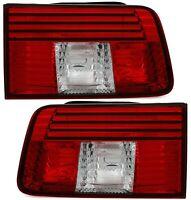 Rückleuchten Innenteile für 5er BMW E39 Touring Kombi FL Facelift links rechts