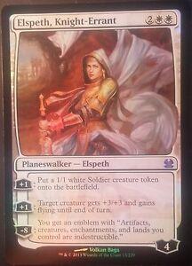 Elspeth, Chevalière errante PREMIUM / FOIL MM -  Errant Knight - Mtg magic
