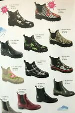 Viele Beck Stiefeletten für Garten & Stadt  Stiefel Gummistiefel Regenstiefel