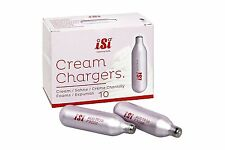 10 PACK High Quality ISI Whip Cream Dessert Beverage N20 Charger Free Shipping