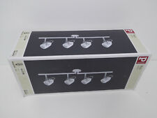 66613 Paulmann Deckenleuchten Spotlights Mega Balken 4x11W GU10 Wei�Ÿ 230V Metal
