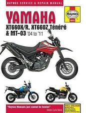 yamaha tt 350s 1985 1996 service manual