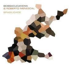 CD SALE!! ~ BOSSACUCANOVA & ROBERTO MENESCAL ~ BRASILIDADE ~ 12 GREAT TRACKS!