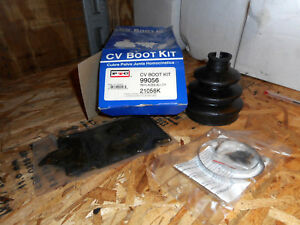 PTC 99056 CV Joint Boot Kit for 80'S 90'S Chevy GM Mopar Isuzu