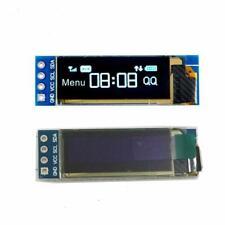 Set 2 Xiuxin 2pcs I2C OLED Display Module 0.91 Inch I2C SSD1306 OLED DC 3.3V~5V