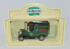 Lledo Rare Geant Desserts & Puddings Model Boxed Promoter's Car
