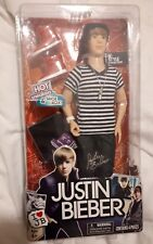JUSTIN BIEBER JB RED CARPET STYLE DOLL - HOT SNEAKERS - BRAVADO 2010